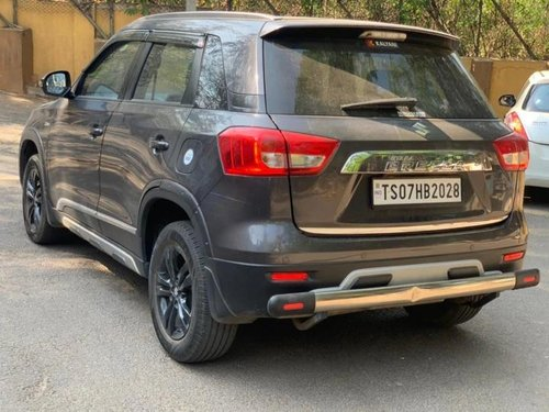 Maruti Suzuki Vitara Brezza 2018 AT for sale in Hyderabad