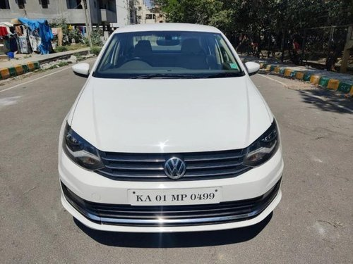 Used 2016 Volkswagen Vento AT for sale in Bangalore