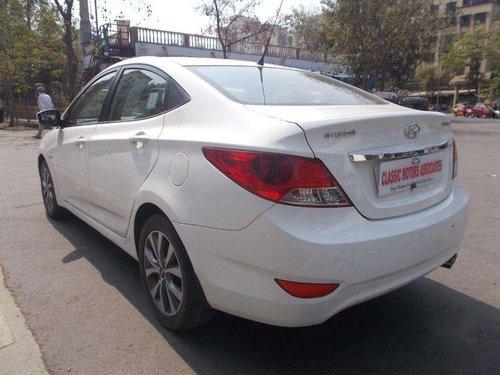 Used Hyundai Verna 2014 MT for sale in Mumbai