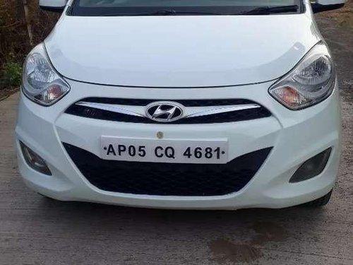 Hyundai i10 LPG 2013 MT for sale in Rajahmundry