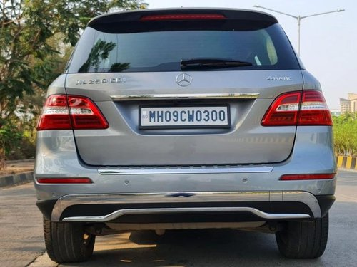 Used Mercedes Benz M Class ML 250 CDI 2015 AT in Mumbai