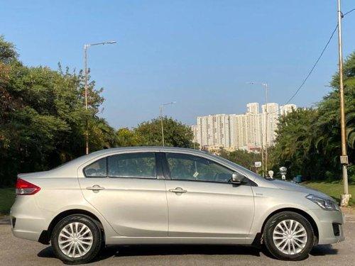 Used Maruti Suzuki Ciaz 2016 MT for sale in Hyderabad
