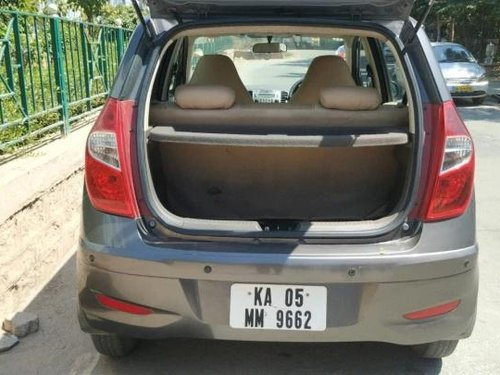 Used Hyundai i10 Sportz 2013 MT for sale in Bangalore