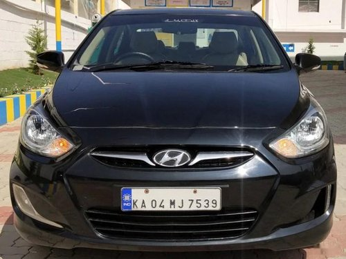 Used 2011 Hyundai Verna MT for sale in Bangalore