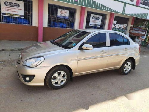 Used Hyundai Verna 2011 MT for sale in Karaikudi