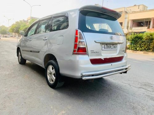 Used Toyota Innova 2008 MT for sale in Surat