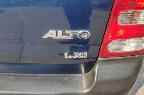Used Maruti Suzuki Alto 2009 MT for sale in Thane