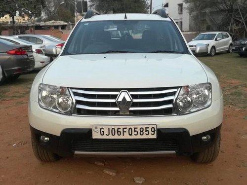 Used 2013 Renault Duster MT for sale in Vadodara