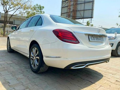 Used 2015 Mercedes Benz C-Class 220 MT for sale in Ahmedabad