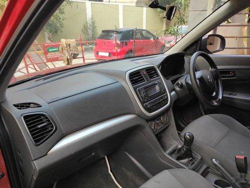 2016 Maruti Suzuki Vitara Brezza LDi MT for sale in Hyderabad