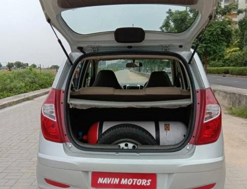 Used 2014 Hyundai i10 Magna 1.1L MT for sale in Ahmedabad