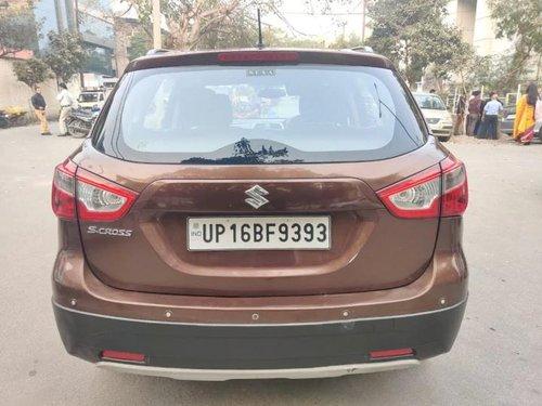 Used 2016 Maruti Suzuki S Cross MT for sale in Noida