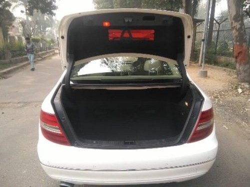 2014 Mercedes Benz C-Class 220 MT for sale in New Delhi