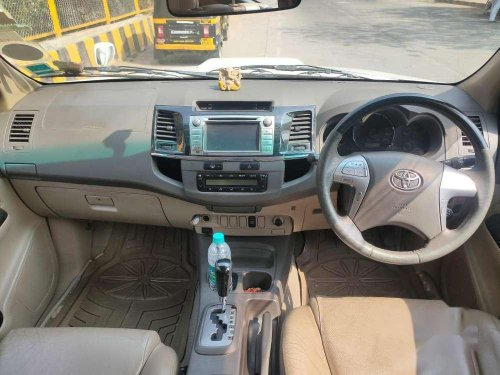 2013 Toyota Fortuner AT for sale in Mumbai