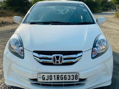 Honda Amaze E i-Vtech 2014 MT for sale in Ahmedabad