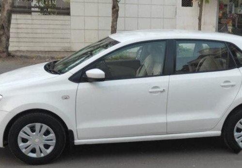2011 Volkswagen Polo Petrol Trendline 1.2L MT for sale in Ahmedabad