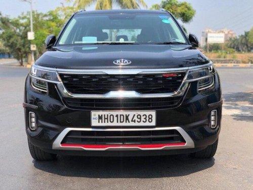 2019 Kia Seltos GTX DCT AT for sale in Mumbai