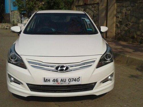 2016 Hyundai Verna 1.6 VTVT AT SX for sale in Mumbai