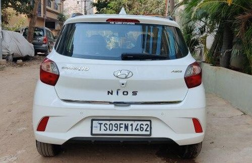 Used Hyundai Grand i10 Nios 2019 MT for sale in Hyderabad-14