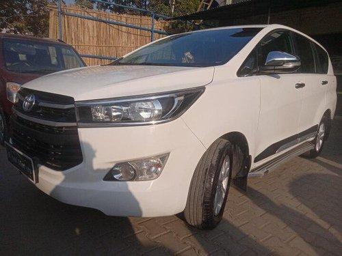 2017 Toyota Innova Crysta 2.4 G Plus MT in Allahabad