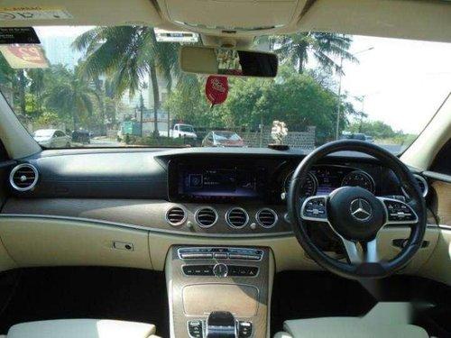Mercedes Benz E Class E 200 2019 AT for sale in Mumbai