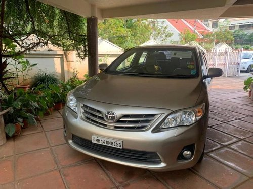 Used Toyota Corolla Altis G 2012 MT for sale in Pune