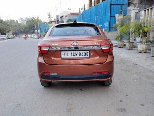 Used Tata Tigor XZ 2017 MT for sale in New Delhi