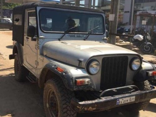 2011 Mahindra Thar CRDe MT for sale in Nagar