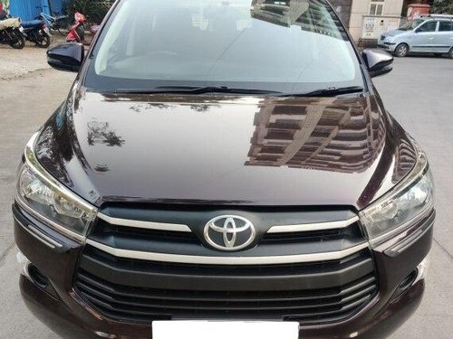 2017 Toyota Innova Crysta 2.4 GX MT 8S for sale in Mumbai