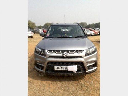 2016 Maruti Suzuki Vitara Brezza VDi MT in New Delhi