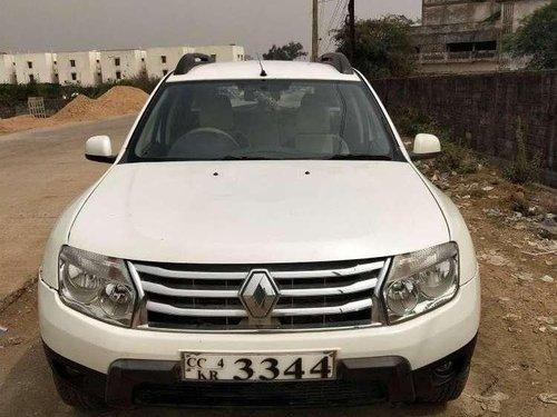 2013 Renault Duster 85PS Diesel RxL Optional with Nav AT in Raipur
