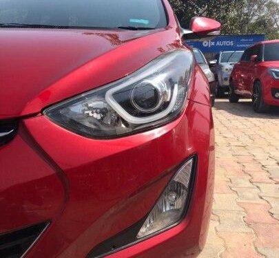 2015 Hyundai Elantra 1.6 SX Option AT in Ahmedabad