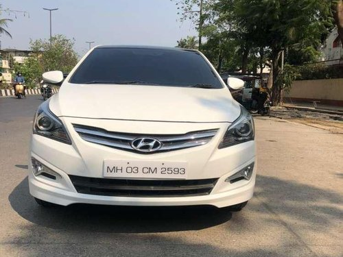 2017 Hyundai Verna MT for sale in Mumbai