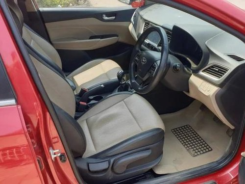 2018 Hyundai Verna CRDi 1.6 SX Option MT in Bangalore
