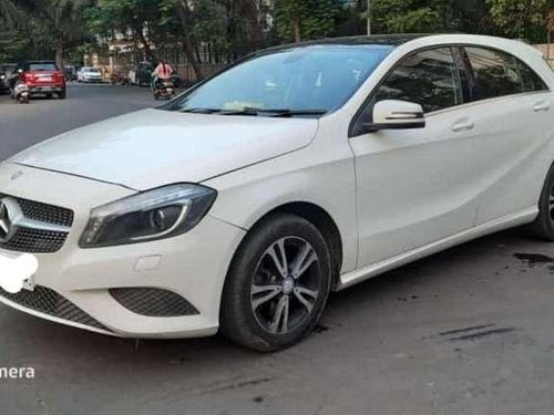 2015 Mercedes Benz A Class A200 CDI AT in Mumbai
