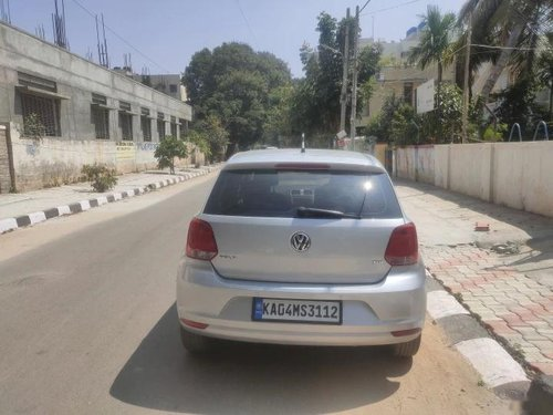 Used 2016 Volkswagen Polo MT for sale in Bangalore