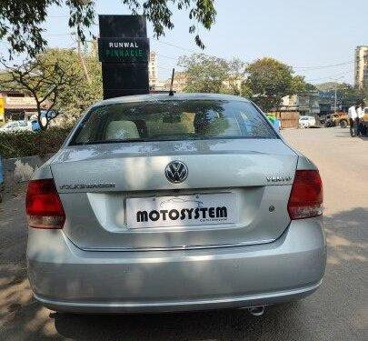 2013 Volkswagen Vento Petrol Highline AT in Mumbai