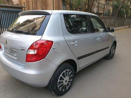 2010 Skoda Fabia 1.2 MPI Ambiente Petrol MT for sale in Mumbai
