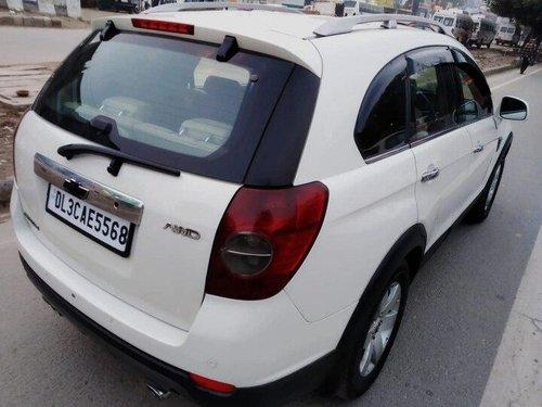 Used 2011 Chevrolet Captiva LTZ VCDi AT for sale in New Delhi