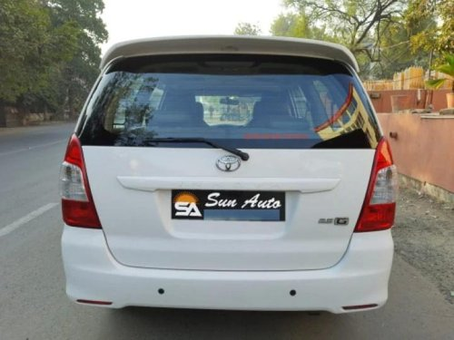 Used 2013 Toyota Innova MT for sale in Ahmedabad