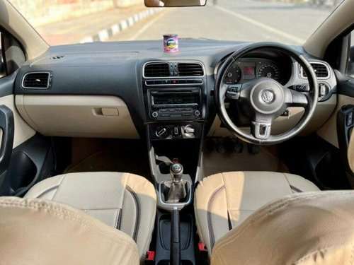 Used 2013 Volkswagen Polo Petrol Highline 1.6L MT for sale in New Delhi