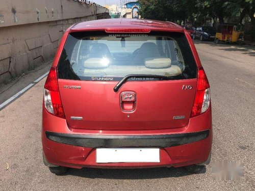 2008 Hyundai i10 Sportz AT for sale in Hyderabad