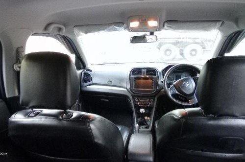 2017 Maruti Suzuki Vitara Brezza ZDi Plus MT for sale in Hyderabad