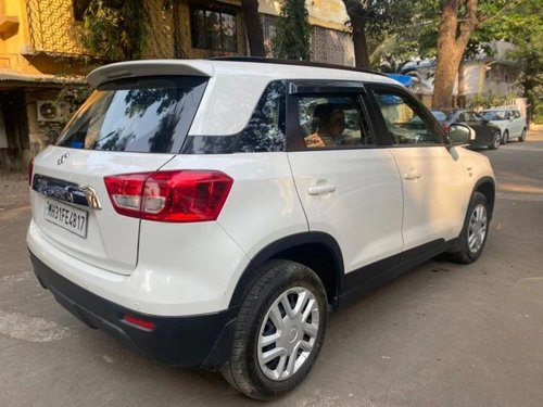 Used 2019 Maruti Suzuki Vitara Brezza MT for sale in Mumbai