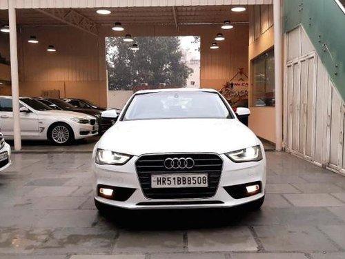 2014 Audi A4 2.0 TDI 177 Bhp Premium Plus AT in New Delhi