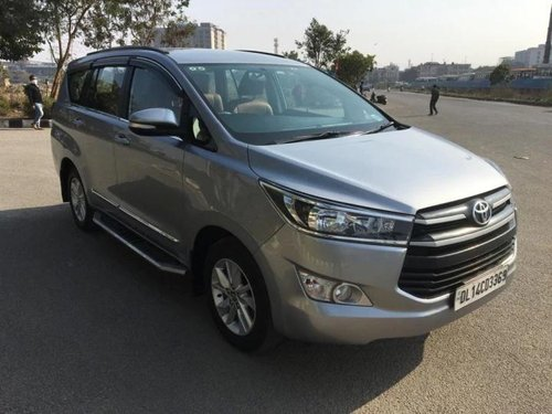 2017 Toyota Innova Crysta 2.4 GX MT for sale in New Delhi