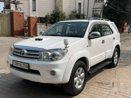 Toyota Fortuner 2011 MT for sale in Chandigarh