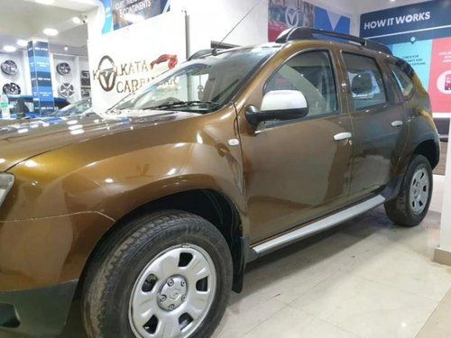2014 Renault Duster 85PS Diesel RxL MT for sale in Kolkata