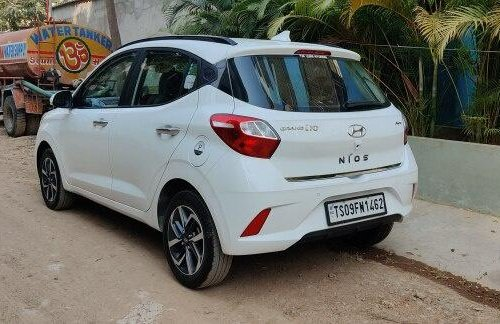 Used Hyundai Grand i10 Nios 2019 MT for sale in Hyderabad-0