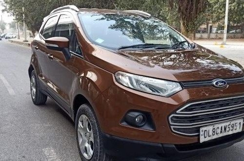 Used 2016 Ford EcoSport 1.5 Diesel Trend MT for sale in New Delhi